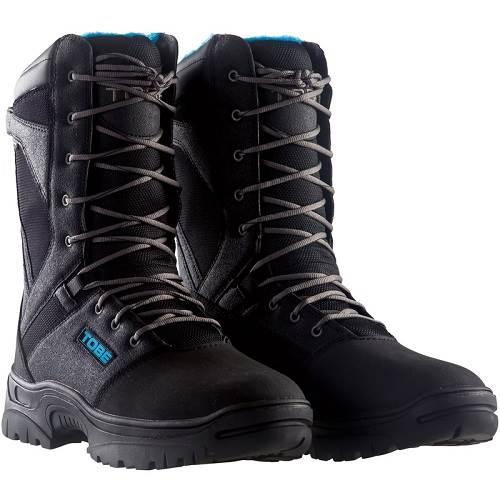 Tobe Contego 2.0 Boot Jet Black